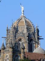 Chhatrapati Shivaji Terminus by Solivagant