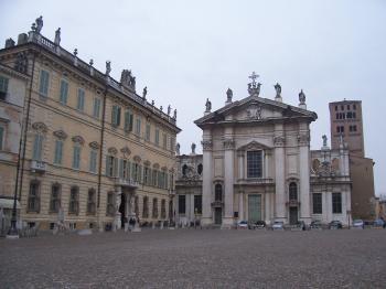 Mantua and Sabbioneta by Ian Cade
