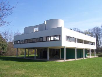 The Architectural Work of Le Corbusier by Ian Cade
