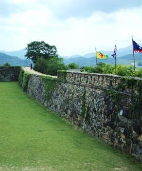 Naganeupseong, Town Fortress and Village (T) by Kyle Magnuson
