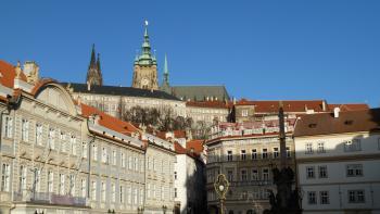 Prague by Ian Cade