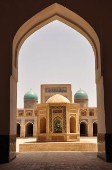 Bukhara by Frederik Dawson