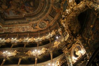 Margravial Opera House by Hubert Scharnagl