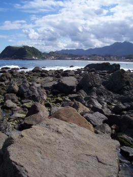 Dinosaur Ichnite Sites of the Iberian Peninsula (T) by Ian Cade