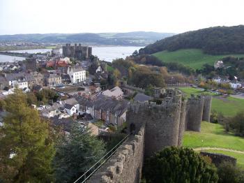 Gwynedd Castles by Ian Cade