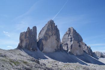 Dolomites by Hubert Scharnagl