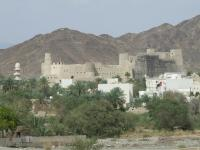 Bahla Fort by john booth