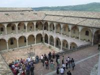 Assisi by john booth