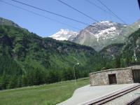 Rhaetian Railway by john booth