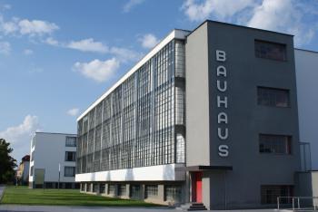 Bauhaus Sites by Hubert Scharnagl