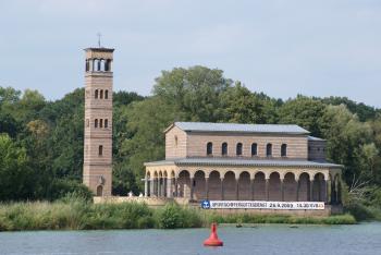 Potsdam by Hubert Scharnagl