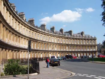 City of Bath by Ian Cade