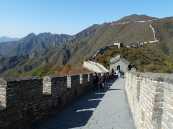 Great Wall by Ian Cade