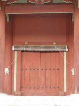 Jongmyo Shrine by Ian Cade