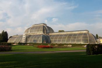 Kew Gardens by Ian Cade