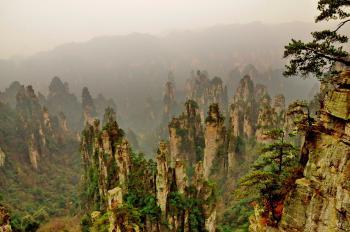 Wulingyuan by Frederik Dawson