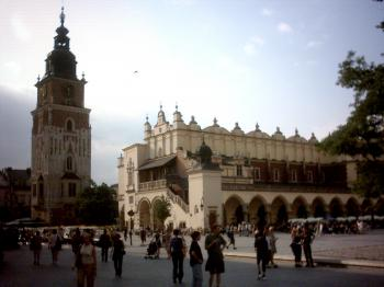 Cracow by Ian Cade