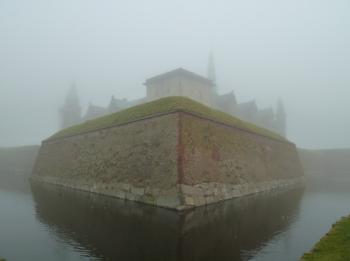 Kronborg Castle by Ian Cade