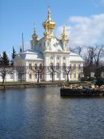 St. Petersburg by Frederik Dawson