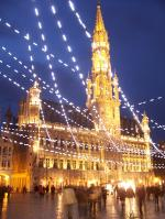 Grand Place, Brussels by Ian Cade
