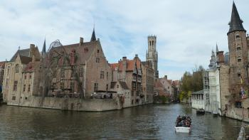 Brugge by Ian Cade
