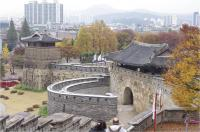 Hwaseong Fortress by Thibault Magnien