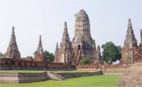 Ayutthaya by Thibault Magnien