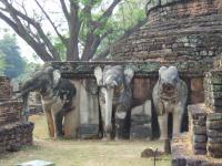 Sukhothai by John Booth
