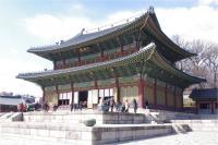 Changdeokgung Palace Complex by Thibault Magnien