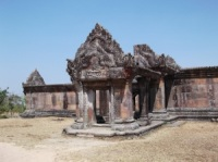 Preah Vihear Temple by John Booth