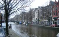 Amsterdam Canal Ring by Thibault Magnien
