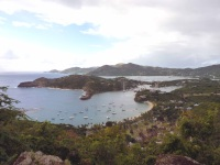 Antigua Naval Dockyard by Solivagant