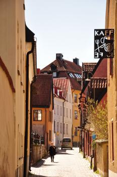 Visby by Frederik Dawson