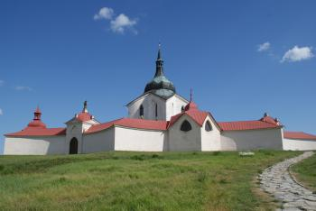 Pilgrimage Church of St. John of Nepomuk by Hubert Scharnagl