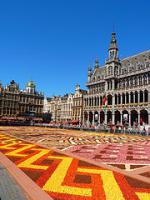 Grand Place, Brussels by Clyde