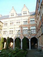 Plantin-Moretus Museum by Clyde