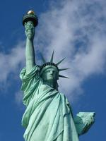 Statue of Liberty by Clyde
