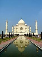 Taj Mahal by Clyde