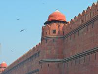 Red Fort by Clyde