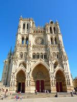 Amiens Cathedral by Clyde