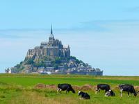 Mont-Saint-Michel by Clyde
