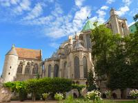 Chartres Cathedral by Clyde