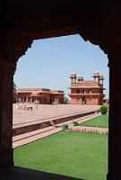 Fatehpur Sikri by Clyde