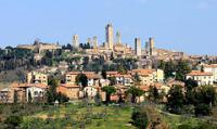 San Gimignano by Clyde