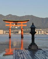 Itsukushima Shrine by Clyde