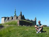 Kronborg Castle by Clyde