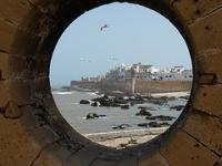 Medina of Essaouira by Clyde