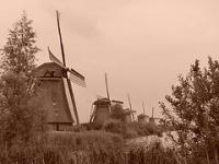 Kinderdijk by Clyde