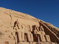 Nubian Monuments by Clyde