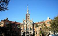 Palau de la Musica Catalana & Hospital de Sant Pau by Clyde